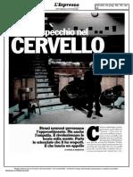 Giacomo Rizzolati - C'e Uno Specchio Nel Cervello - L'Espresso