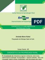 Aula 02 - Diagnóstico e planejamento da propriedade rural