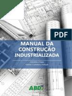 2016 01 28 Manual Da Construcao Industrializada