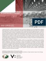 """Webinar """"Gli stadi di calcio in Italia"""