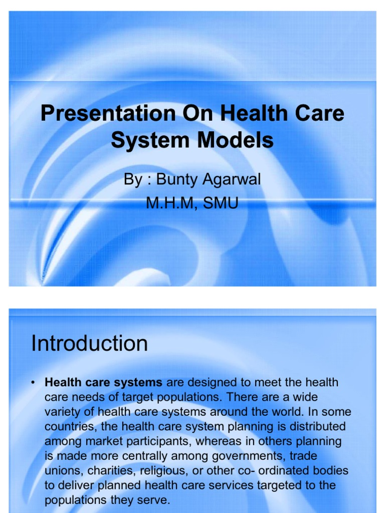 an introduction to the medical inovations in health care in the united states Module 15: innovations in healthcare for women and children introduction in the developed world, much of recent progress in maternal and child health care has been due to highly technical medical interventions, such as newly developed immunizations and prenatal care.