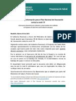 Comunicado Psu 03-01-2021 (Correo Pnv Covid-19)