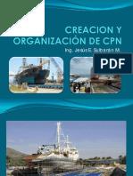 7.- CREACION Y ORGANIZACION DE CPN