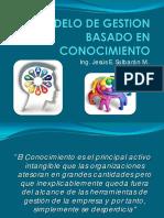 8.- INNOVACION MODELO DE GESTION BASADO EN CONOCIMIENTO