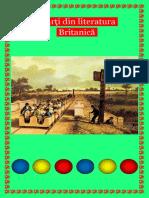 Cărți din literatura Britanică