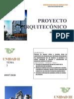 UNIDAD III - PROYECTO ARQUITECTÓNICO - CONCEPTUALIZACIÓN2