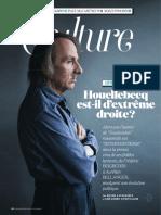Houellebecq est-il d'extrême droite