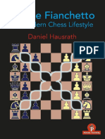 Double Fianchetto the Modern Chess Lifestyle by Daniel Hausrath 2020