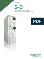 GIS 36 kV CBGS0