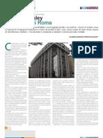 """L. Antonini e V. Saccoman """"Morgan Stanley ed il sacco di Roma"""" in Voce dei Bancari della FABI"""