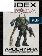 1st Index Chaotica - Apocrypha