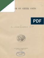Symbolism on Greek coins / by Agnes Baldwin