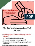 Psycholinguistics lecture 4