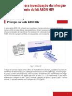 Manual TR ABON HIV Tri-line
