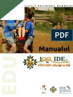 Manualul 100 de Idei de Educatie Nonformala-Cercetasii Romaniei