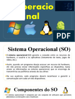 Aula de Sistema Operacional
