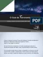 Livro - O Guia da Astronomia