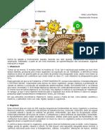 Série Saúde – Suplementação de Vitaminas – Mirtzi Lima Ribeiro – 03-02-2021