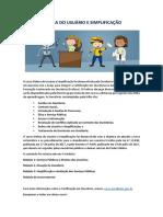 Módulo I - Serviços Públicos e Direitos dos Usuários.