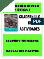 1° FCE 2T - MAESTRO
