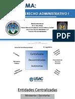 Presentación General D. A. PRIMERA