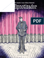 El Hipnotizador - Pablo De Santis. Juan Saenz Val