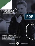 Direito Civil DICAS + JURISPRUDÊNCIA
