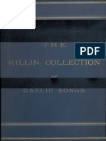 Stewart, Charles, Killin collection of Gaelic songs 1884