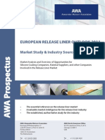 European Release Liner Outlook 2011_Abstract