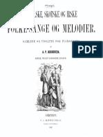 Berggreen Folke Sange 4 British 1862