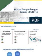 Vaccine against Covid-19