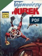 Kapitan Żbik - 30 - Tajemniczy nurek