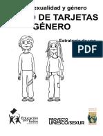 INSTRTARJETAS GENERO CARTILLA COMPLETA 1