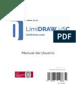 Manual Limidraw V5C-ES