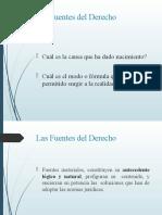 Unidad 1-2Las Fuentes Del Derecho