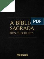 Biblia Sagrada Dos Checklists