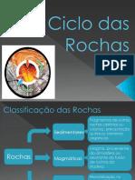 aula ciclo das rochas