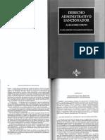 Nieto, Alejandro - Derecho Administrativo Sanciona