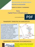 CAPITAL FISICO E INFRAESRUCTURA