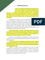 ROTEIRO DE FALA TCC