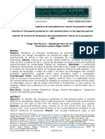Interface da diretriz terapêutica do autocateterismo vesical na perspectiva legal