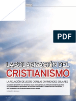 C E H 2018 E30 La Solarización Del Cristianismo.