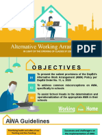 Working From Home PowerPoint Templates