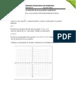 Guía Del Alumno Función Cuadrática