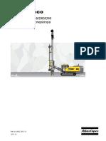 9852 2912 13 Operator's Instructions FlexiROC D50, D55, D60, D65 TIER 3