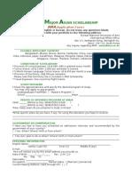 AMA_Application_Form