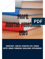 Profil Jabatan Fungsional 2020