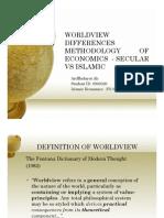 Worldview_Methodolody of Islamic Economics