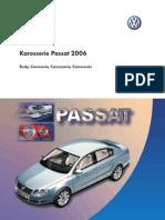 The New Passat 2006 Body Ge