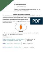 4 Tablas Combinadas SQL